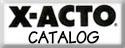 X-Acto Catalog